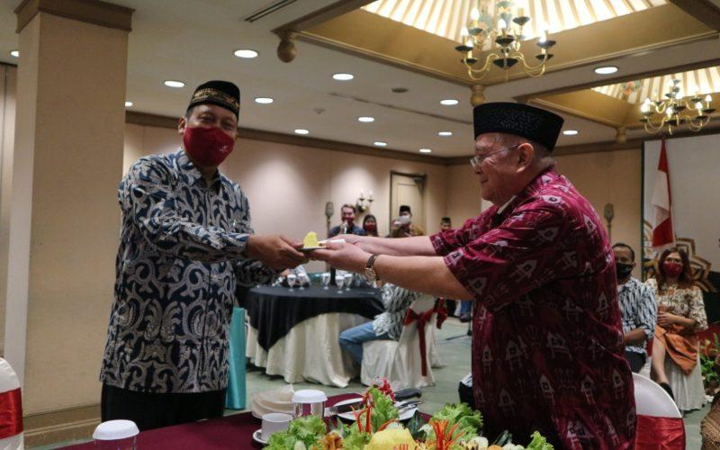 Sahid Grup menggelar perayaan hari jadi Grup Sahid Divisi Bisnis dan Pendidikan wilayah Jawa Tengah dan Daerah Istimewa Yogyakarta, Rabu (8/7 - 2020). Istimewa