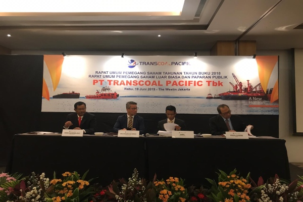 BUMI TCPI Transcoal Pacific (TCPI) Bagi Dividen Rp25 miliar, Rp5 per Saham - Market Bisnis.com