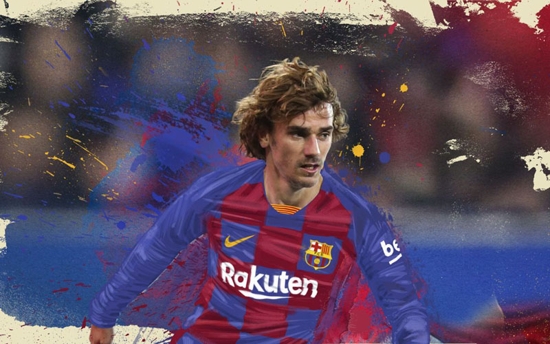 Antoine Griezmann - FCBarcelona.com
