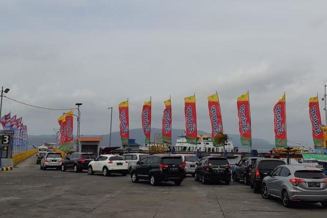 Pelabuhan Ketapang Banyuwangi/JIBI - Bisnis/Tim Jelajah Lebaran Jawa/Bali 2019