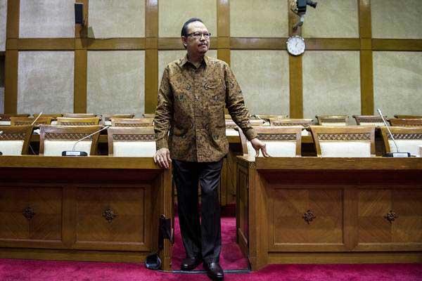 Sigit Pramono, Direktur Utama PT Bank Negara Indonesia (Persero) Tbk. pada periode 2003 - 2008. - Antara/M Agung Rajasa