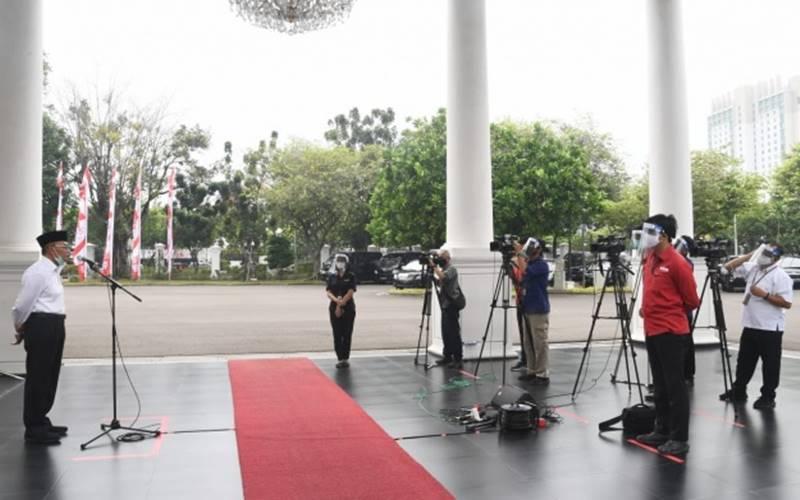 Menteri Koordinator Bidang Pembangunan Manusia dan Kebudayaan (Menko PMK), Muhadjir Effendy. - menpan.go.id