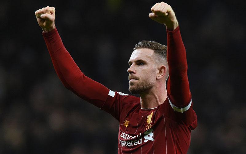 Kapten Liverpool FC Jordan Henderson. - LiverpoolFC.com