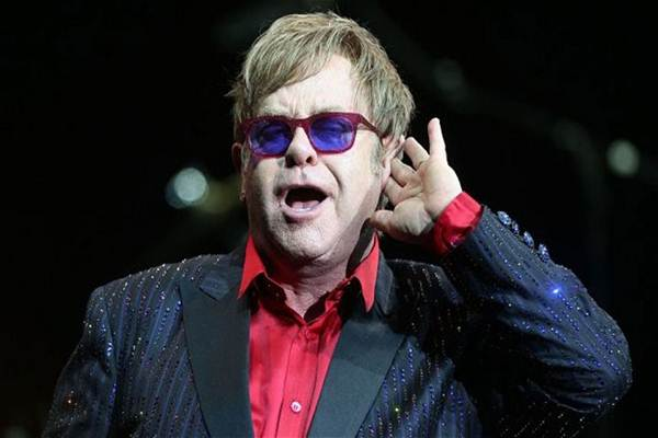Elton John - thetelegraph.co.uk