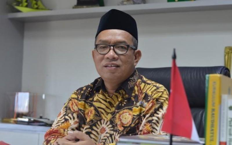 Direktur Kurikulum, Sarana, Kelembagaan, dan Kesiswaan (KSKK) Madrasah A Umar
