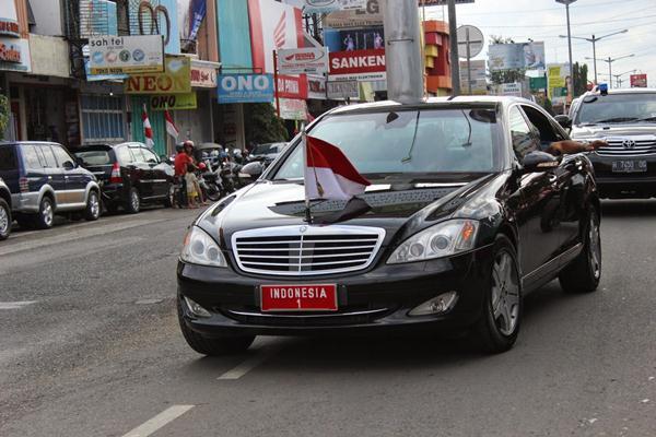 Mobil Presiden Indonesia - Istimewa