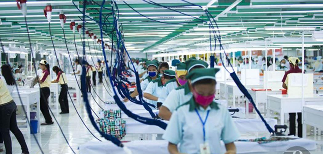 salah satu fasilitas produksi PT Pan Brothers Tbk. (PBRX) di Jatiuwung, Tangerang - dok/laman resmi perusahaan