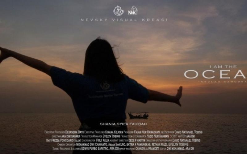Ilustrasi Film I am the Ocean. - Antara