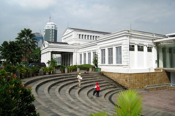 Museum Nasional Indonesia - wikipedia