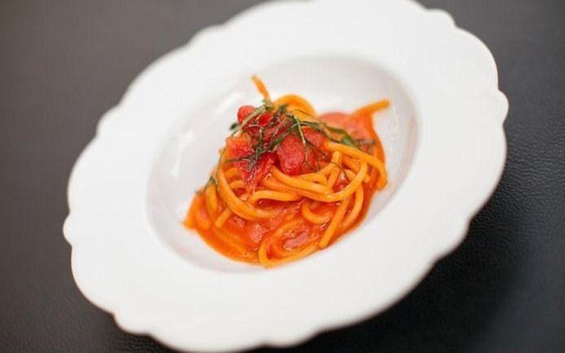 Resep masakan spaghetti - Fine Dining