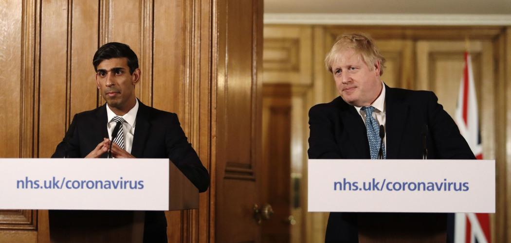 Rishi Sunak disebut sebagai menteri keuangan paling populer dan berpotensi masuk ke jajaran calon perdana menteri Inggris yang baru pada 2024. (Matt Dunham/AP - Bloomberg)