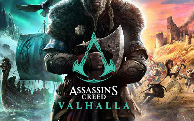 Assassin Creed Valhalla Ubisoft Rilis 17 November Teknologi