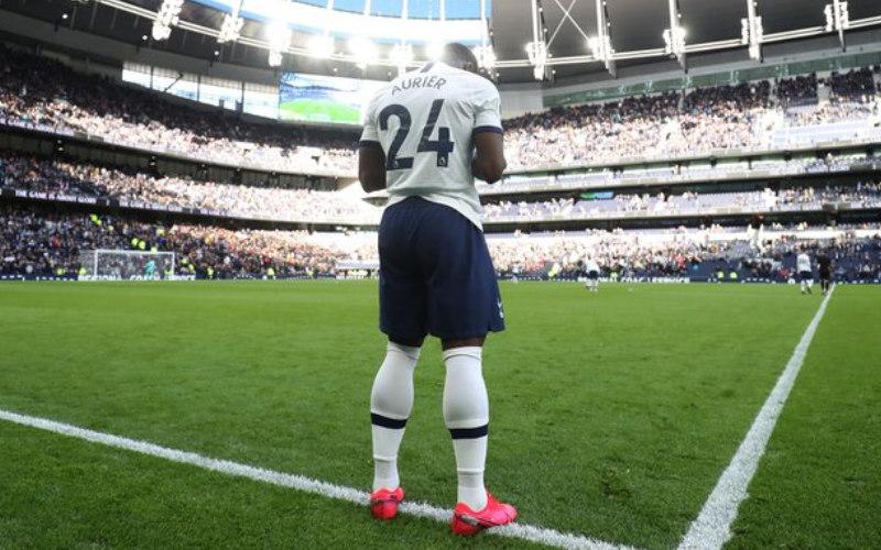 Bek Tottenham Hotspur Serge Aurier - Twitter