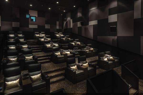 lustrasi ruangan bioskop. - Dok. www.cinemaxxtheater.com