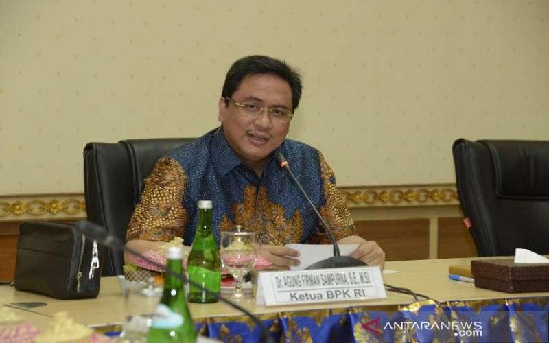 Bpk Serahkan Laporan Keuangan Pemerintah Pusat Wtp Atau Turun Kasta Ekonomi Bisnis Com