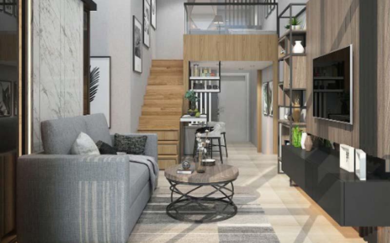 Cambio Lofts Maksimalkan Fungsi Ruang, Terinspirasi Gaya Hidup Singapura -  Ekonomi Bisnis.com