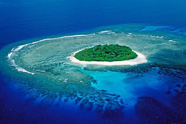 Kepulauan Spratly di Laut China Selatan - Istimewa