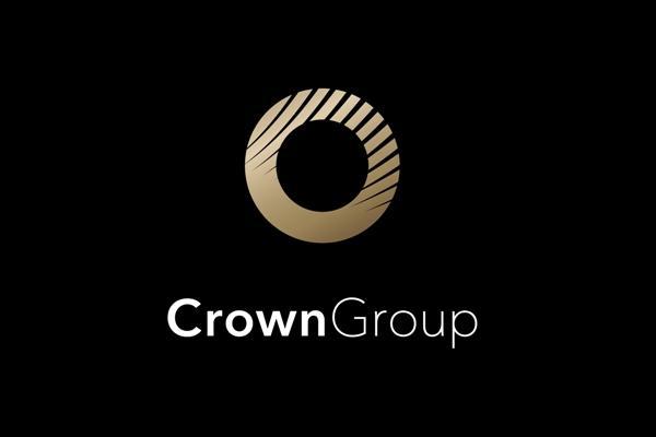 Logo Crown Group. - Istimewa