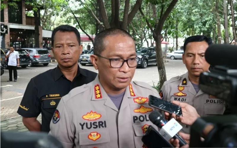 Kepala Bidang Humas Polda Metro Jaya, Komisarsi Besar Polisi Yusri Yunus. - Antara