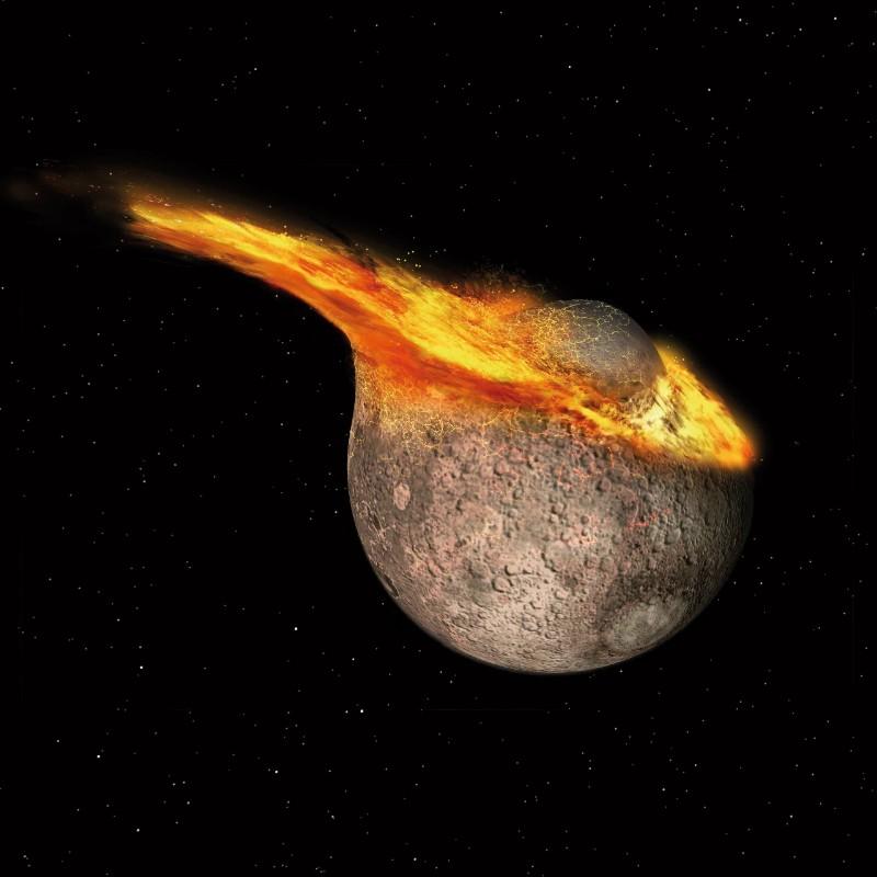Ilustrasi bulan