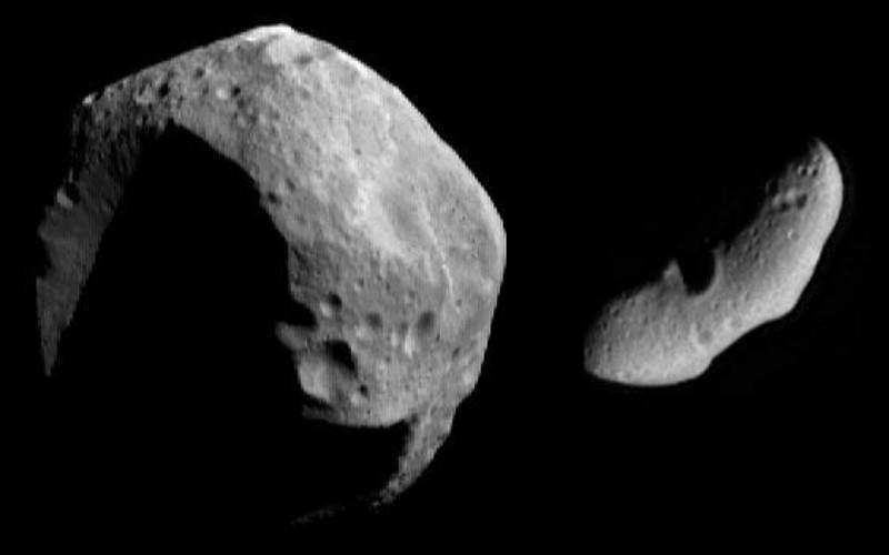 Asteroid yang terekam NASA