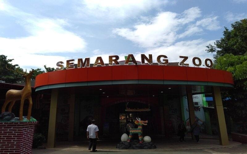 Semarang Zoo.
