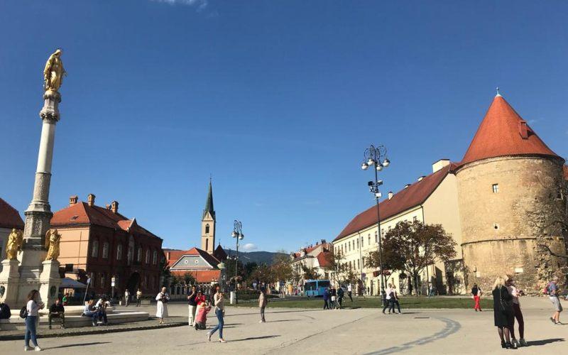 Kota Tua di Kroasia yang menjadi warisan dunia. - istimewa