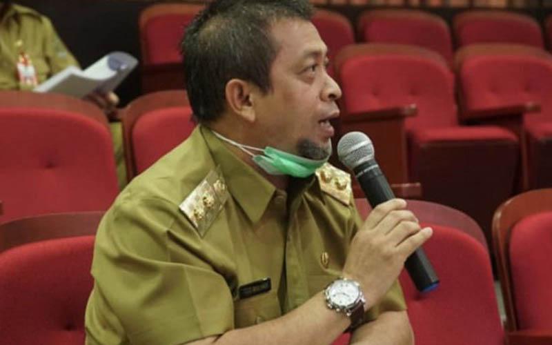 Wakil Gubernur Kalimantan Timur Hadi Mulyadi - Antara