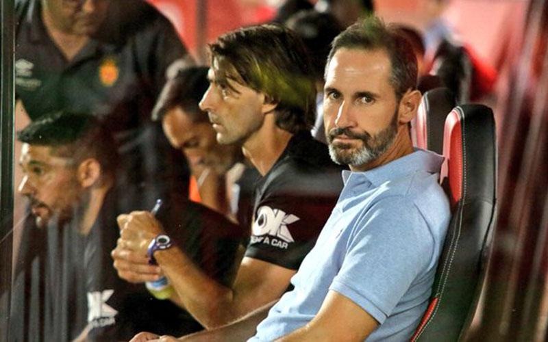 Pelatih Real Mallorca Vicente Moreno - Twitter@EsportsIB3
