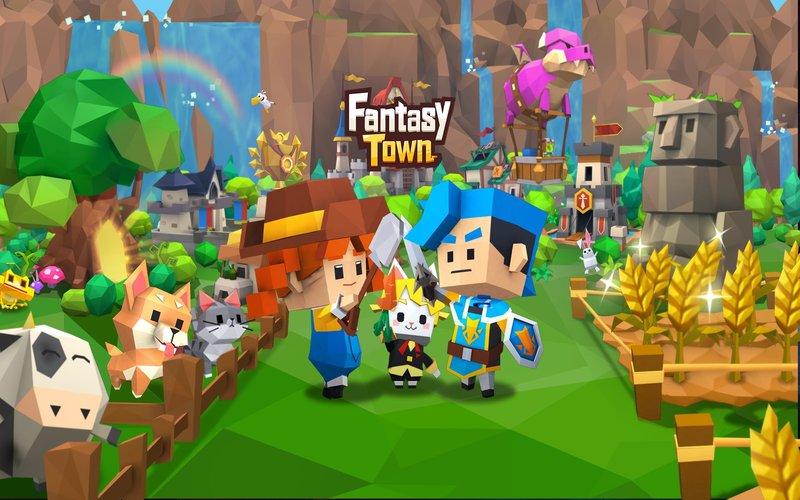 Fantasy Town, gim besutan Garena Indonesia, yang menghadirkan tokoh-tokoh lokal seperti Nyi Roro Kidul dan Kabayan -  Garena Indonesia