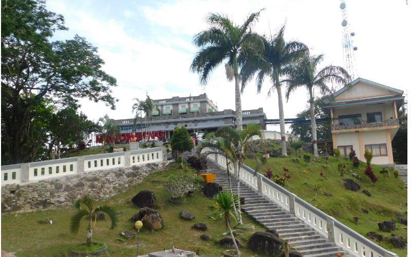 Taman Hutan Raya (Tahura) Gunung Menumbing terletak di Kabupaten Bangka Barat dapat menjadi salah satu destinasi wisata yang tak boleh dilewatkan saat berkunjung ke Bangka Belitung.  - KLHK