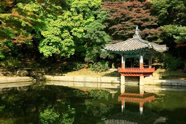 Istana Changdeokgung di Korea Selatan - visitkorea.or.kr