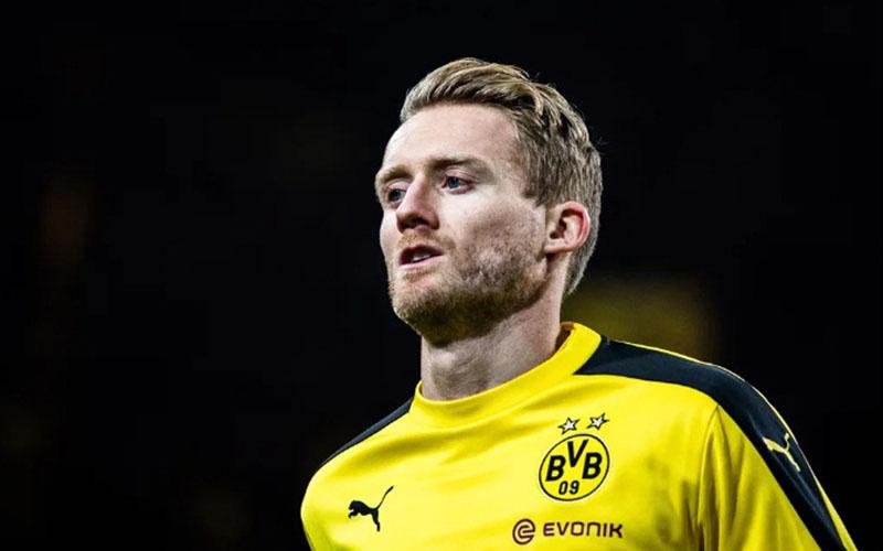 Andre Schurrle ketika berseragam Dortmund. - Bundesliga.com