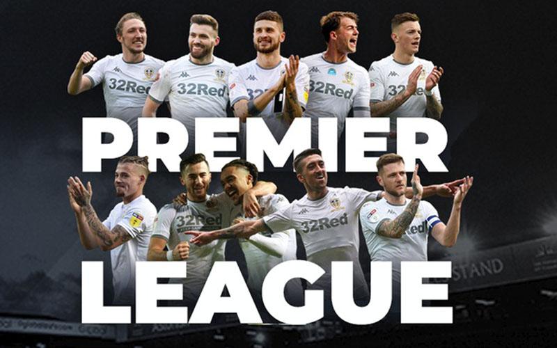 Leeds United kembali ke Liga Primer Inggris. - LeedsUnited.com