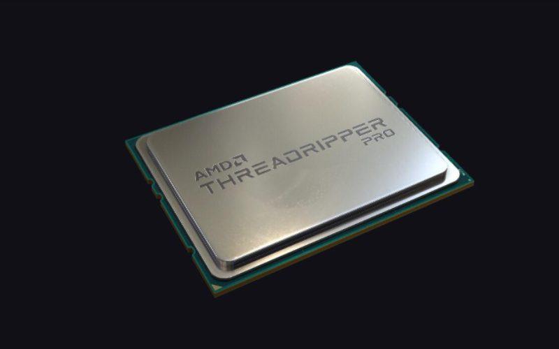 AMD Ryzen Threadripper Pro.  - AMD