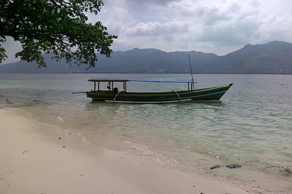 Ilustrasi: Pantai Karang Mas di Lampung Timur - Istimewa