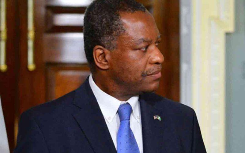 Menteri Luar Negeri Nigeria Geoffrey Onyeama - The Guardian