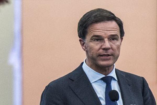 Perdana Menteri Belanda Mark Rutte - Antara
