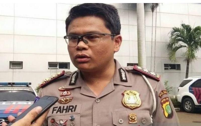 Kepala Sub Direktorat Pembinaan dan Penegakkan Hukum Ditlantas Polda Metro Jaya, AKBP Fahri Siregar. - Antara