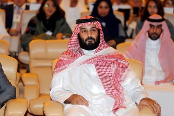 Pangeran Mohammad bin Salman - Reuters