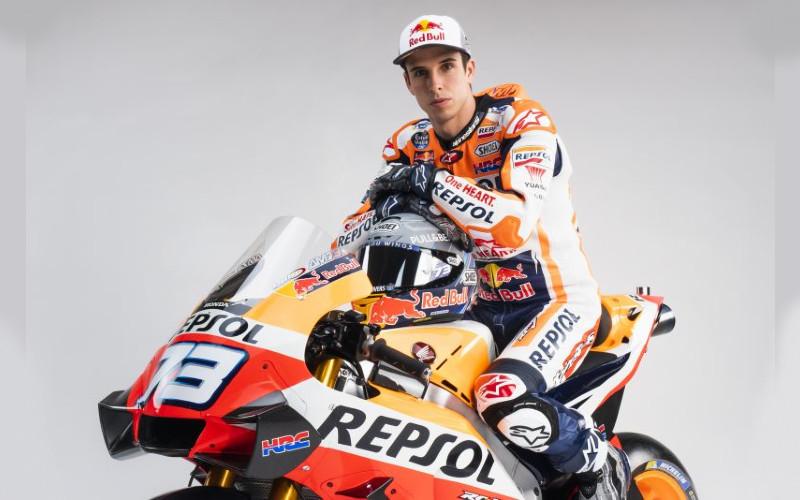 Alex Mrquez 73 Rider/MotoGP. Honda