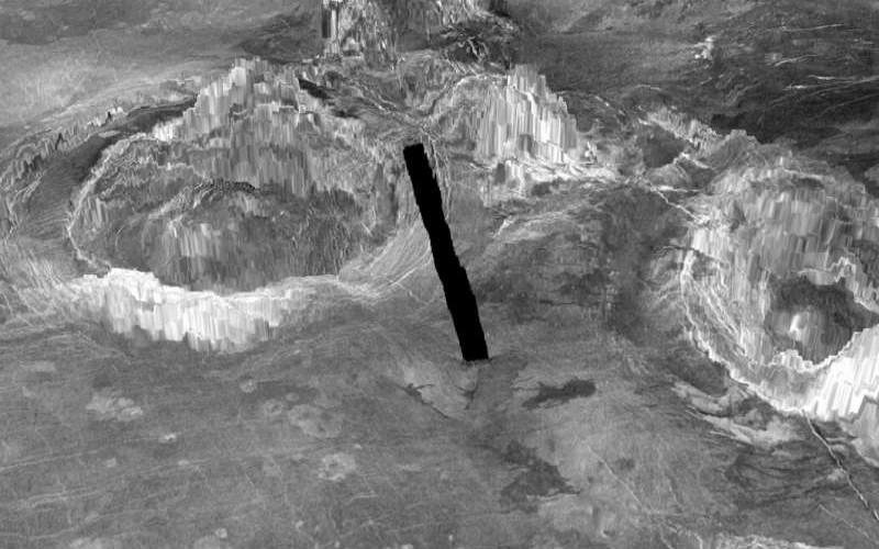 Render 3D corona di Venus