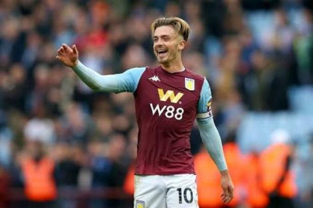 Gelandang Aston Villa, Jack Grealish - Talksport
