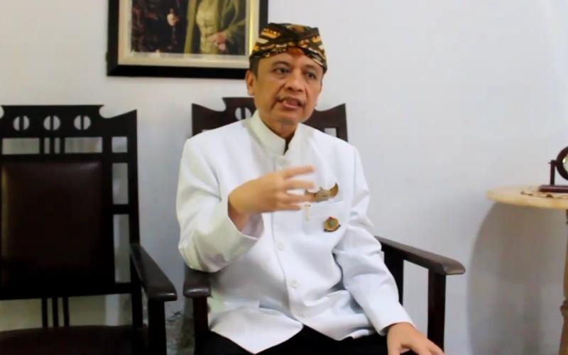Sultan Sepuh XIV PRA Arief Natadiningrat