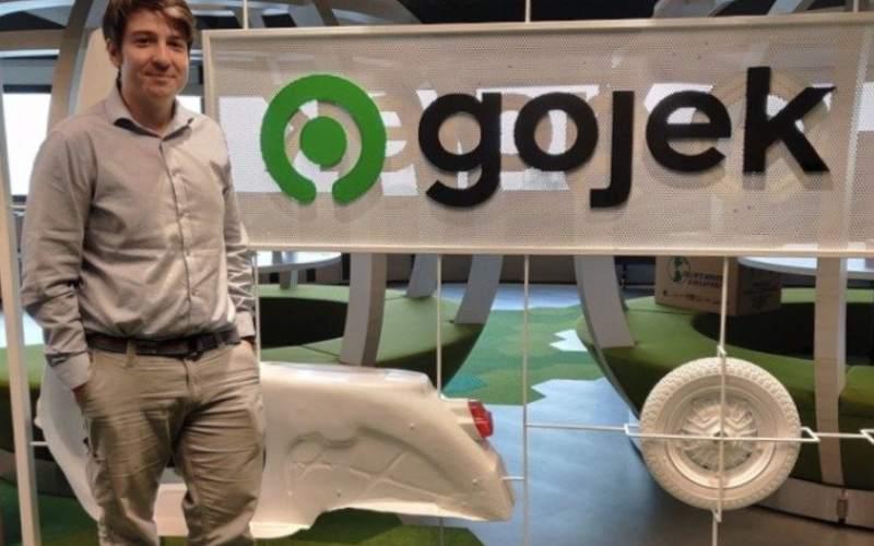 Chief Technology Officer (CTO) Group Gojek, Severan Rault. (HO - Gojek)