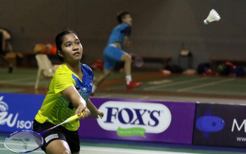 Tunggal putri Ester Nurumi Tri Wardoyo - Badminton Indonesia