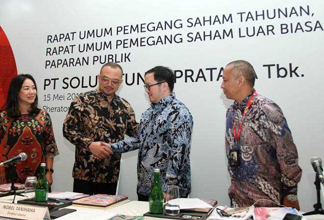 SUPR Genjot Bisnis, Solusi Tunas Pratama (SUPR) Anggarkan Capex Hingga Rp800 Miliar - Market Bisnis.com