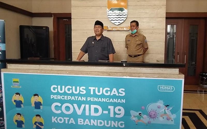 Wali Kota Bandung Oded M. Danial - Bisnis/Dea Andriyawan