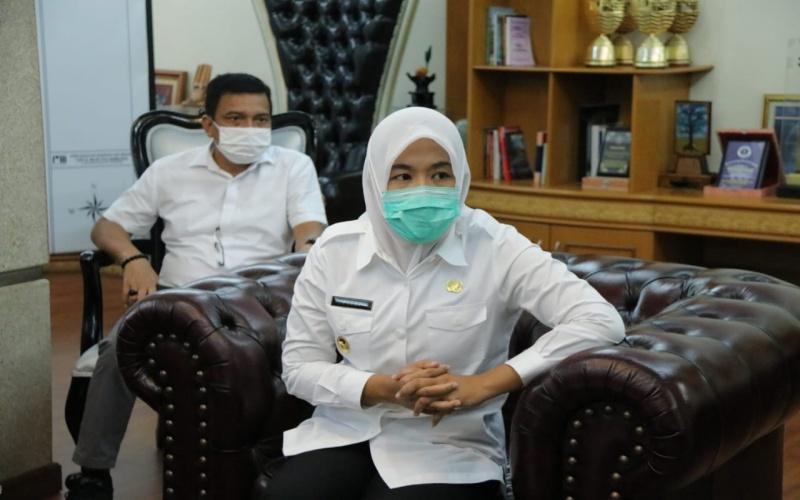 Wakil Walikota Palembang Fitrianti Agustinda - Istimewa