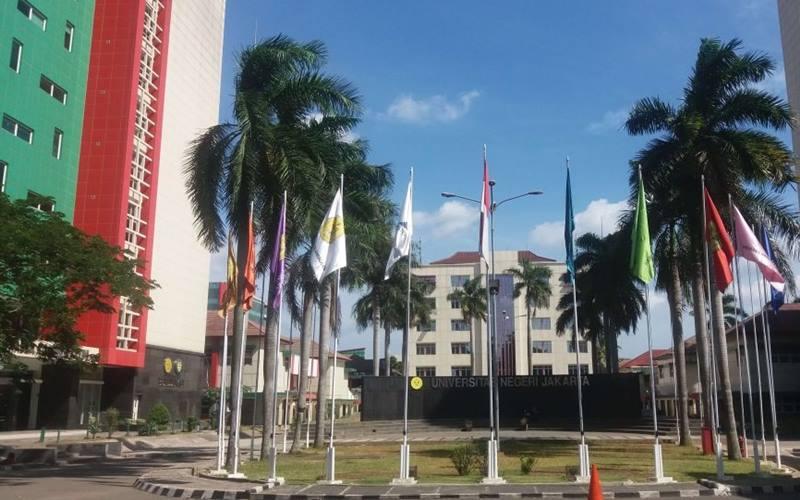 Universitas Negeri Jakarta. - Istimewa